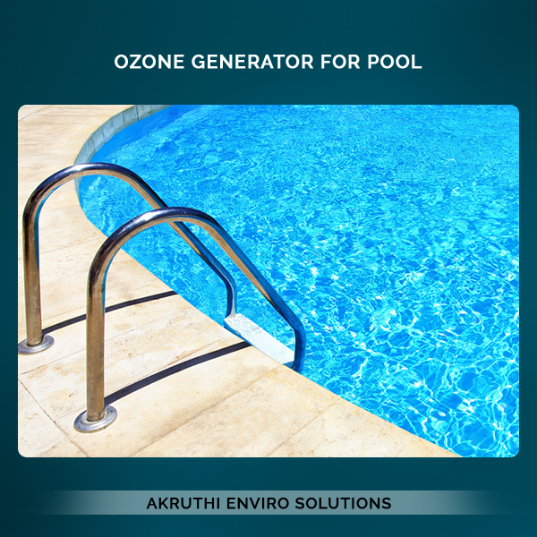 Ozone Generator for Pool, Swimming pool | Ozone treatment for